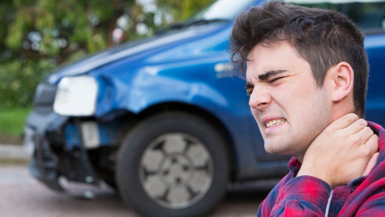 מכות יבשות מתאונת דרכים